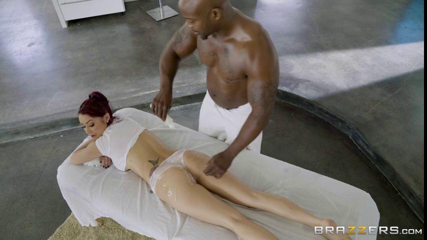 Monique's Secret Spa: Part 4 Monique Alexander, Nat Turnher & Isiah Maxwell - Brazzers
